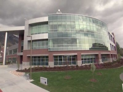 BYU Broadcasting Building