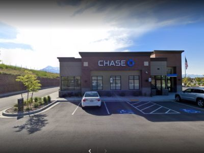 Chase Bank Traverse Mtn